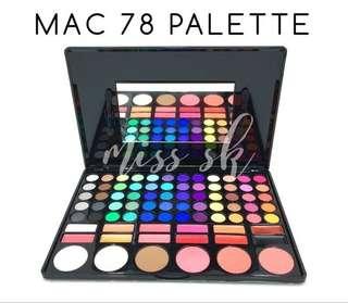 Mac 78 palette