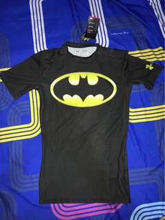 Under Armour Compression DC Comic Batman Unisex