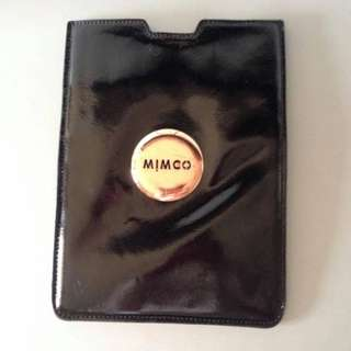 MIMCO 100% LEATHER iPAD/TABLET COVER
