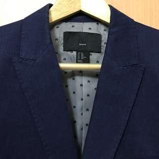 H&M Midnight Blue Blazer