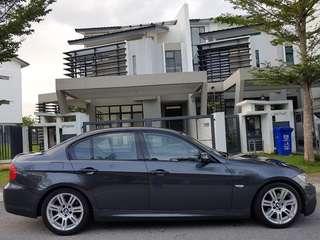 Kereta Sewa Murah - BMW E90 Msport