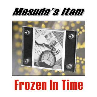 Frozen In Time by Katsuya Masuda magic trick