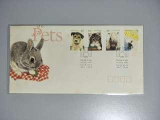 Australia FDC Pets