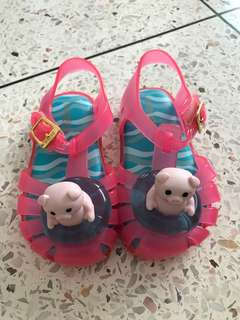 MINI MELISSA PIGGY US7
