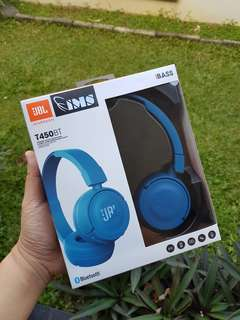 Headphone JBL Bluetooth series