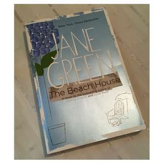 The Beach House by Jane Green Adventure Book