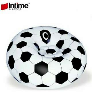 Sofa Angin Bola Soccer