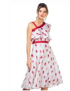 Plains and Prints Barbie Dress