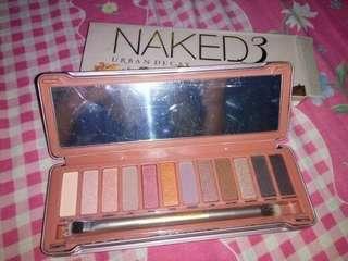 Naked3 urban decay eyeshadow