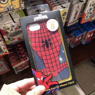 USJ SPIDERMAN IPHONE Case