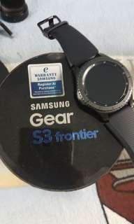 Samsung Gear S3 Frontier