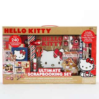 Hello Kitty Stationaries