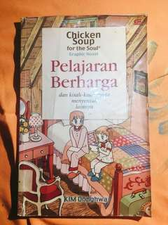 Chicken Soup (Graphic Novel series)