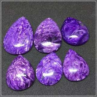 紫龍晶吊咀 130元