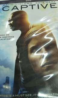 Captive movie dvd