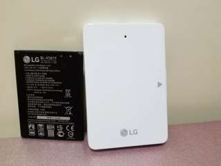 LG V10 Battery Quick Charger /Charging Cradle原厰快速電池叉電器