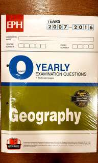 Pure Geography Ten Year Series