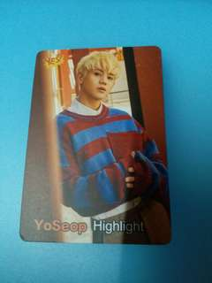 Highlight Yescard