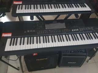 Yamaha Keyboard PSR-EW410+PA300 Bisa Dicicil Promo bunga 0% Dp0%