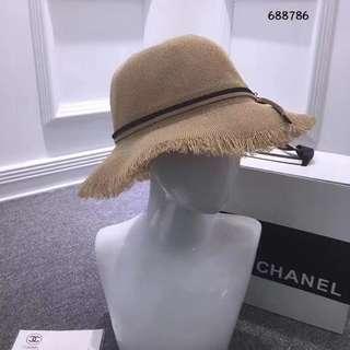 Chanel純手工女神帽