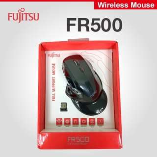 Fujitsu FR500 Full Support Wireless Mouse