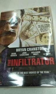 He infiltrator movie dvd