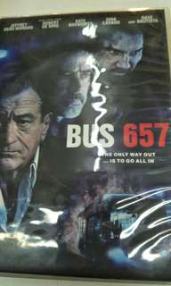 Bus 657 ( HEIST)  English movie DVD