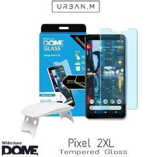 Whitestone Dome Glass Pixel 2 XL Tempered Glass