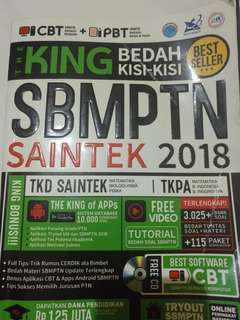 buku The King SBMPTN 2018