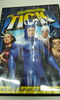The tick English drama DVD