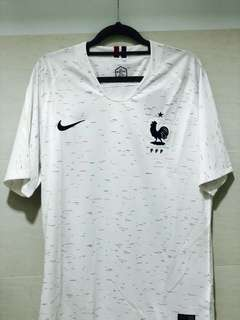 France Away 2018 World cup