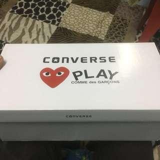 Converse X Cdg Play Highcut