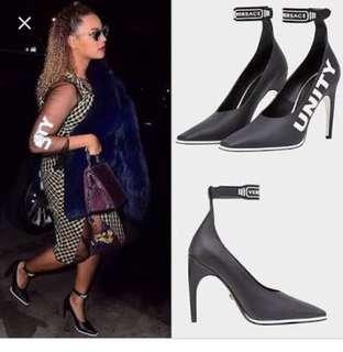 Versace Unity heels