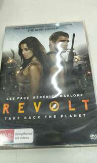 Revolt English movie DVD