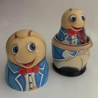 🚚 Nesting dolls 17cm height