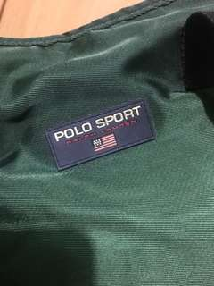 🚚 Polo Ralph Lauren sports 運動手提托特包
