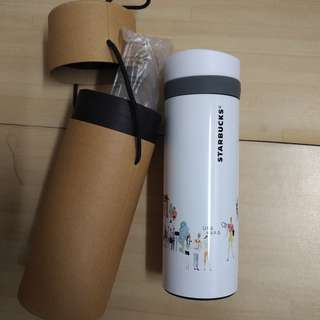 🚚 Starbucks Thermos Limited Edition - Japan Geography Series (Tokyo)
