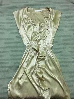 COLE VINTAGE DESIGNS Silk Dress
