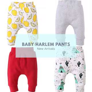 🚚 [PO] Baby / Toddler Harlem Long Pants