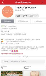 BEWARE TO THIS RESELLER‼️‼️‼️‼️
