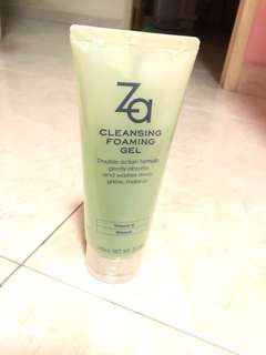 ZA Cleansing Foaming Gel