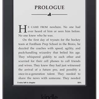 Kindle 7th Gen 4GB With Amazon Cover