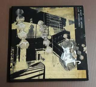 CD Radiohead - I Might Be Wrong- Live Recordings ( EP ) EU Press