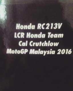 Minichamp Honda Repsol RC213V MotoGP 2016
