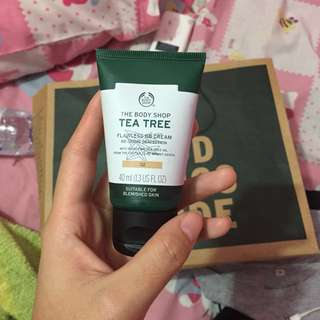 Bb cream Tea Tree Body Shop