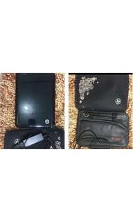 Leptop notebook hp mini Gratis Tas Notebook