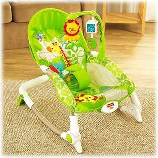 Fisher Price rainforest Rocker