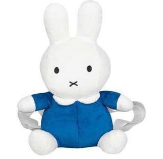 Miffy plush bag