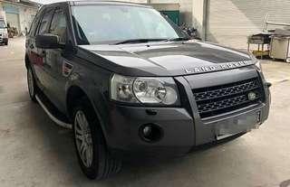 Land Rover Freelander SG