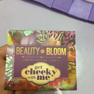 Repriced!! Beauty in Bloom Get Cheeky with Me